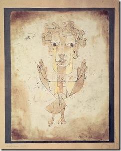 Klee - Angelus Novus524 - k